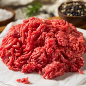 Minced Steak