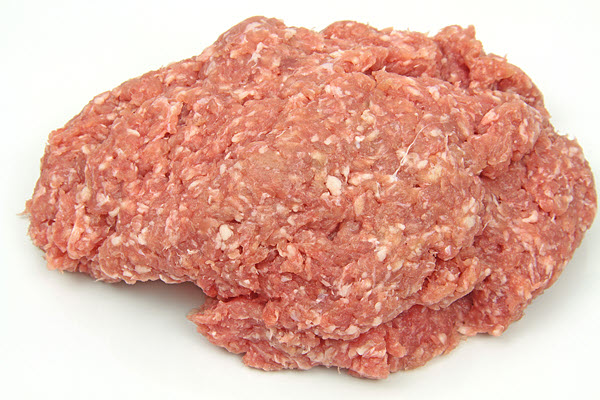 sausage-meat